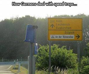 speed traps funny picture