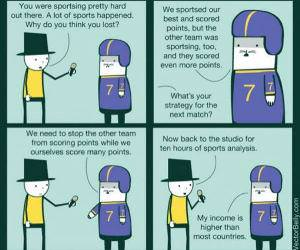 sportsing funny picture