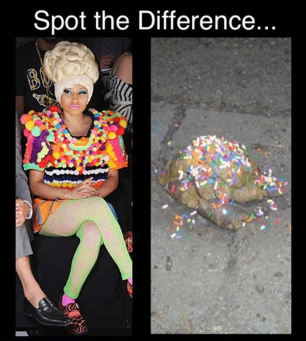 Spot The Difference funny picture