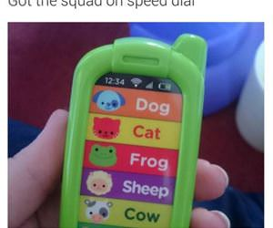 squad on speed dial funny picture