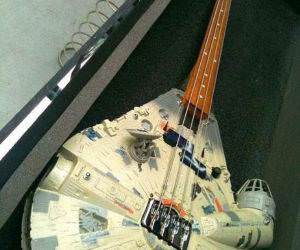 Star Wars Guitar funny picture