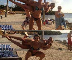 Strong Girl funny picture
