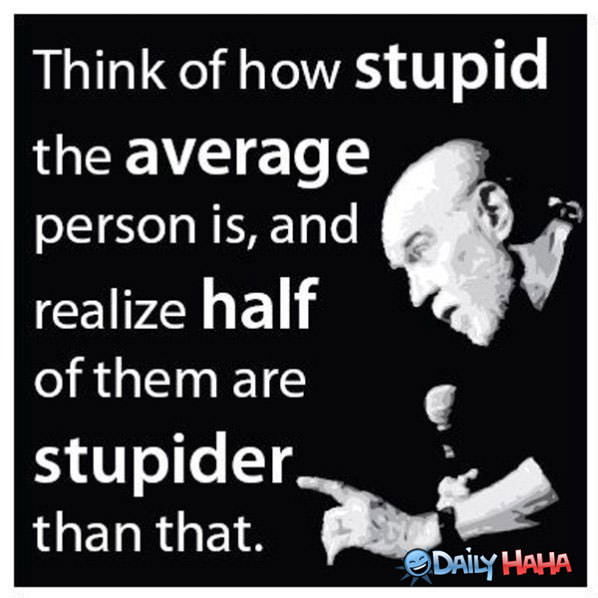 Stupid People funny picture