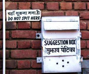 Suggestion Box funny picture