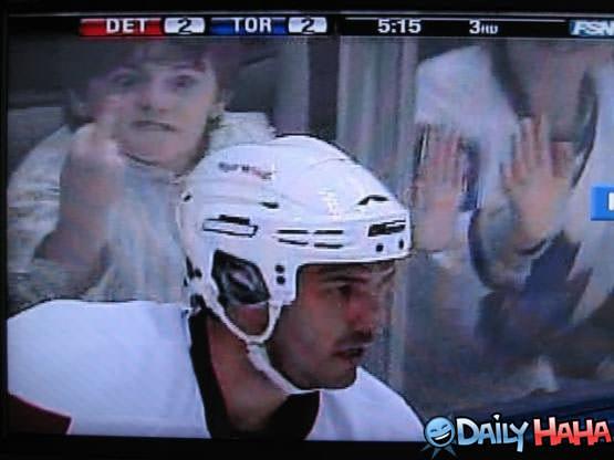 Funny Hockey Fans