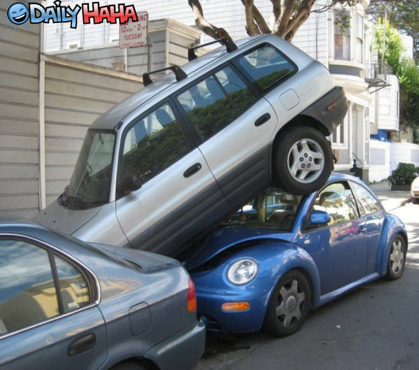 Super Parking funny picture