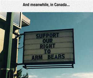 support our right funny picture