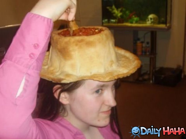 Chip Dip Hat funny picture