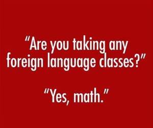 taking any foreign languages funny picture