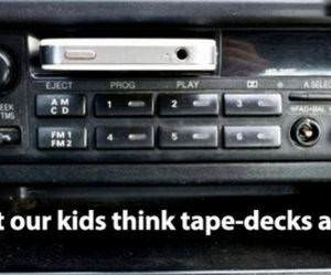 A Tape Deck funny picture