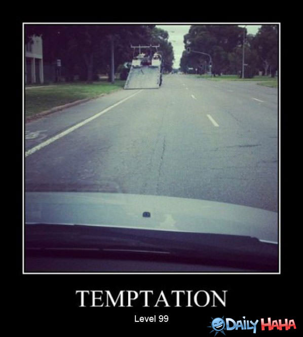 Temptation funny picture