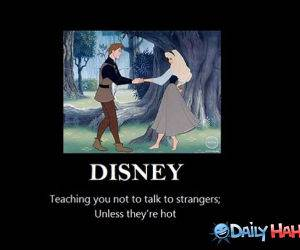 Thanks Disney funny picture