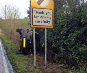 Drive Carefully funny picture