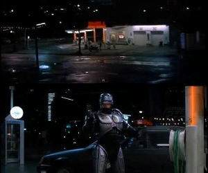 Thanks Robocop funny picture