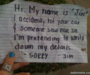 thanks jim funny picture