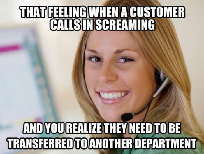 That Customer Service Feeling