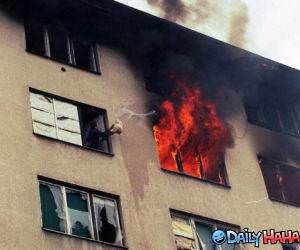 Fire Solution funny picture