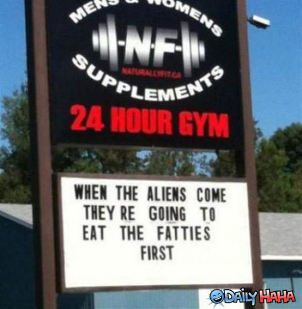 Aliens are Coming funny picture