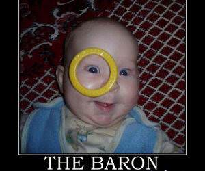 The Baron funny picture