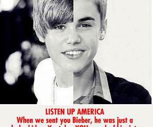 The Bieber funny picture