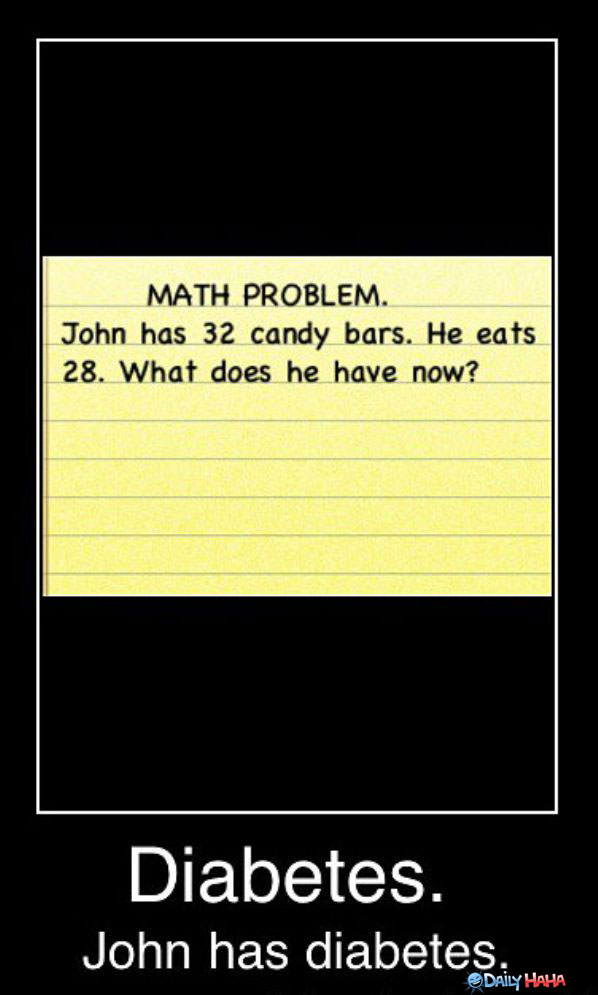 Math Problem funny picture