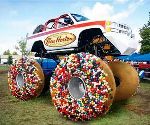 the donut truck