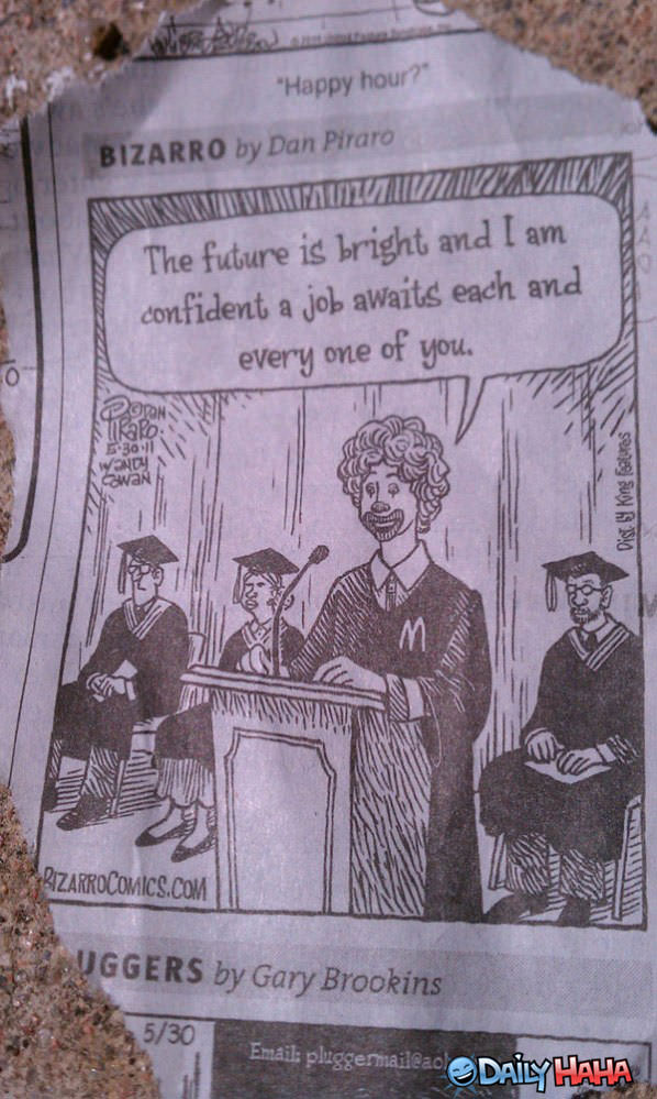 Bright Future funny picture