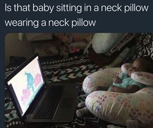 the neck pillow baby