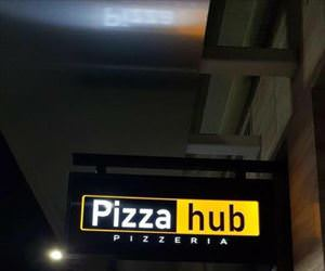 the pizza hub