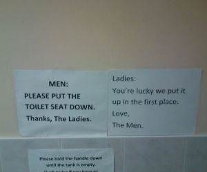 The Toilet Seat funny picture