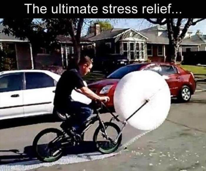 the ultimate stress relief