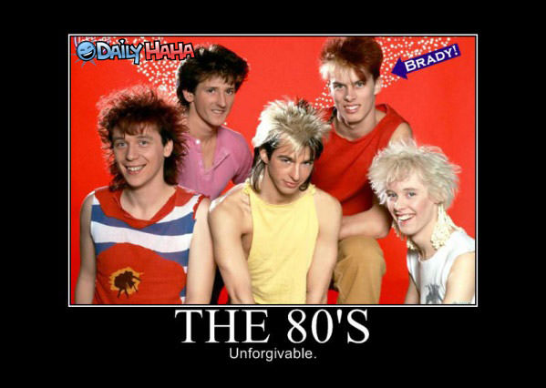 The 80s funny picture