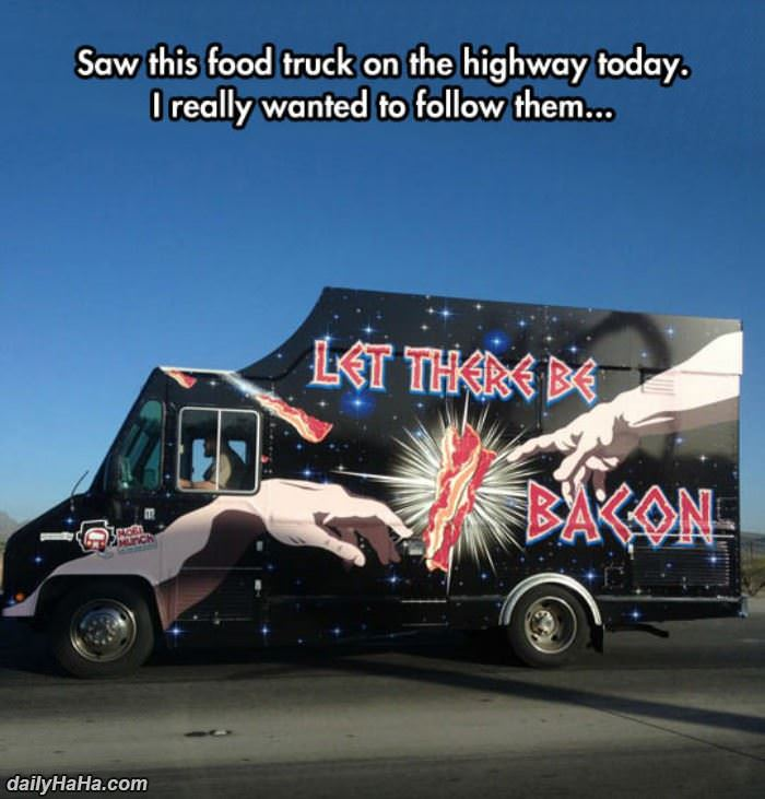 the most epic food truck funny picture
