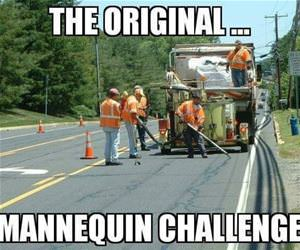 the original mannequin challenge funny picture