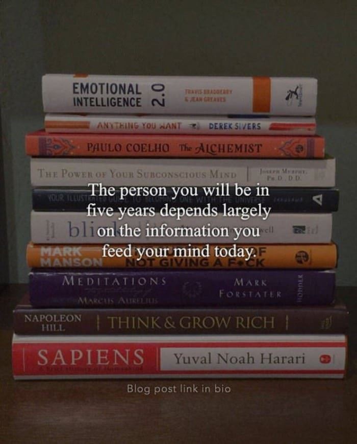 the person you will be in 5 years funny picture