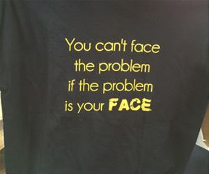the problem funny picture