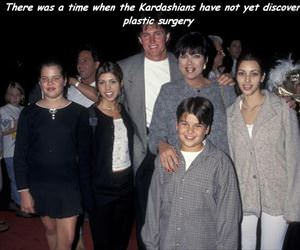 there was a time for the kardashians