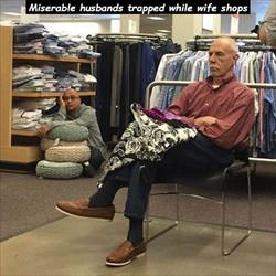 they are trapped
