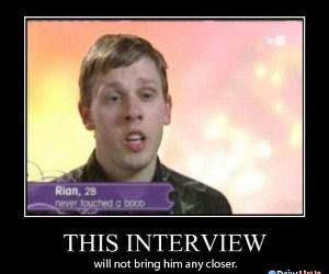 This Interview funny picture
