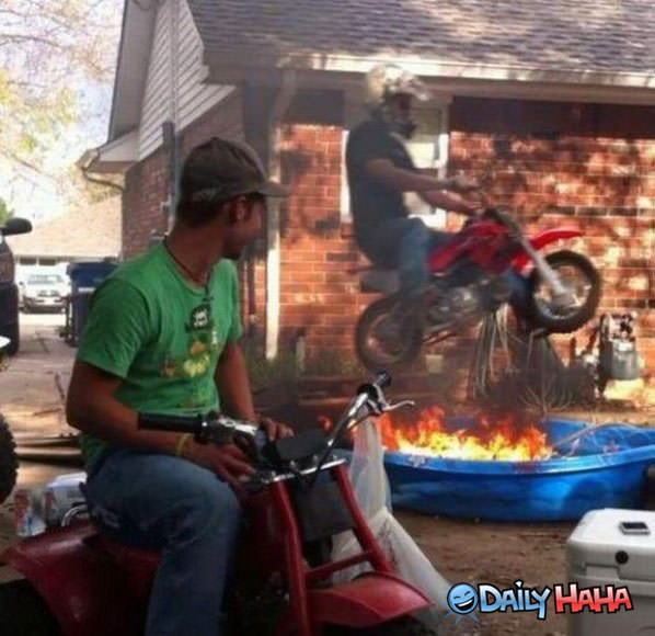 Awsome Stunt funny picture