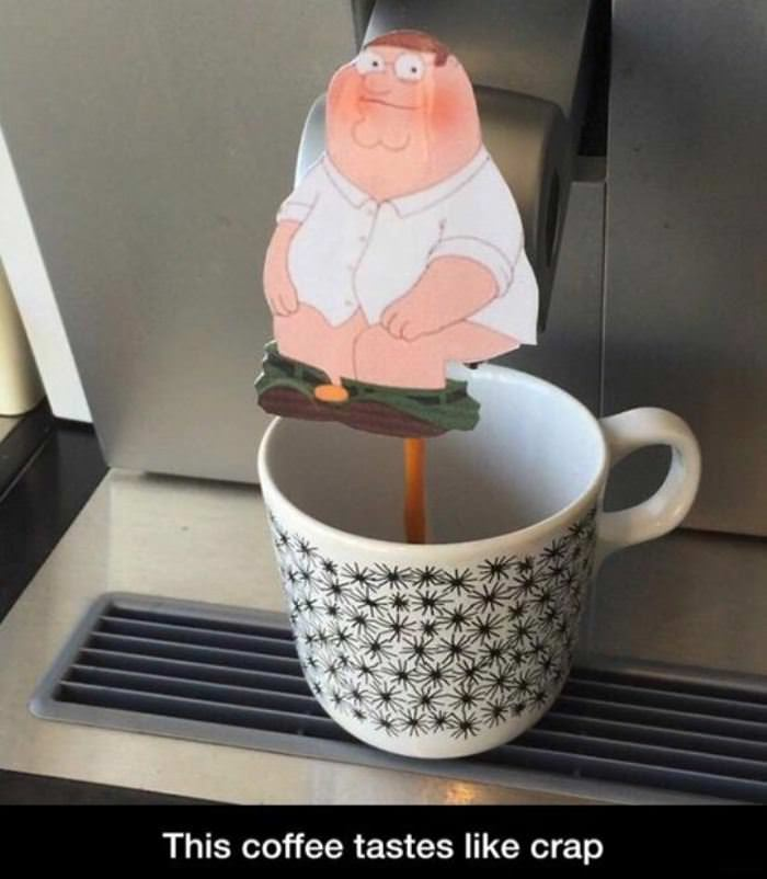 this coffee funny picture