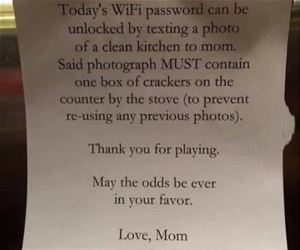 todays wifi password funny picture