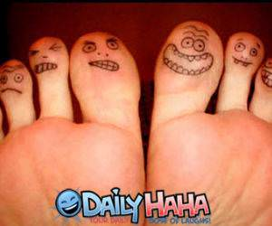 Toe Faces