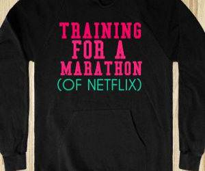Training For A Marathon funny picture