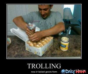 Trolling funny picture