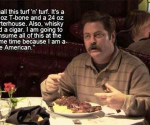 Turf N Turf funny picture