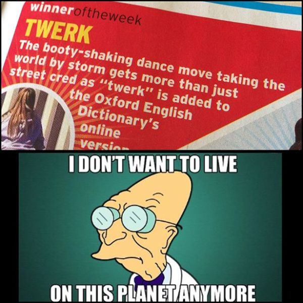 Twerking Craze funny picture