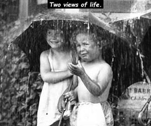 two views on life