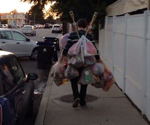 two trips are for the weak funny picture