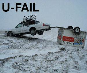 Uhaul Fail Picture